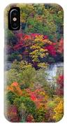 Fall Colors Along Tanasee Road IPhone Case