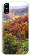 Fall Colors Along The Blueridge IPhone Case