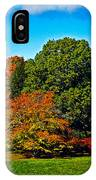 Fall Colours In Massachusetts IPhone Case
