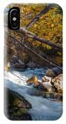Fall Cottonwood I IPhone Case