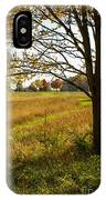 Fall Day In The Ozarks IPhone Case