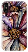 Fall Flower Colors  IPhone Case