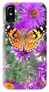 Fall Flutterby IPhone Case