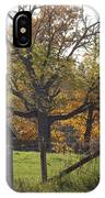 Fall Foilage In Country IPhone Case