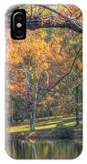 Fall Framed IPhone Case
