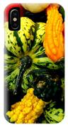 Fall Gourds IPhone Case