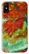Fall Impression By Jrr IPhone Case