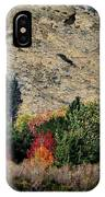 Fall In Carson Valley  IPhone Case