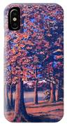Fall In East Texas IPhone Case
