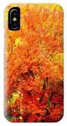Fall In Full Bloom IPhone Case