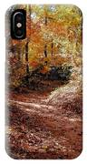 Fall In Johnston County IPhone Case