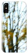 Fall In Motion IPhone Case