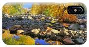 Fall In Oak Creek  IPhone Case