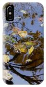 Fall In The Lake In Vienna No. 1 IPhone Case