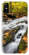 Fall In The Poconos IPhone Case