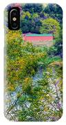 Fall In West Virginia IPhone Case