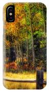 Fall Is In The Air  IPhone Case