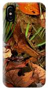 Fall Leaves 5 IPhone Case