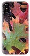 Fall Leaves I V IPhone Case