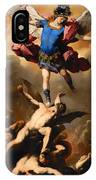 Fall Of The Rebel Angels IPhone Case