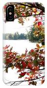 Fall Paints A Picture IPhone Case