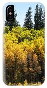 Fall Panorama IPhone Case