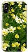 Fall Perennials IPhone Case
