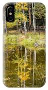 Fall Reflection In Yosemite 2 IPhone Case