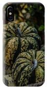 Fall Squash Harvest IPhone Case