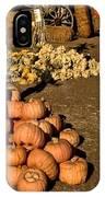 Fall Squash IPhone Case