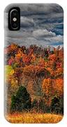 Fall Storm IPhone Case