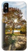 Fall Through The Gate IPhone Case