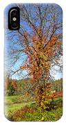 Fall Trees 5 Of Wnc IPhone Case