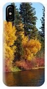Fall Leavenworth Washington IPhone Case