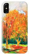 Fall2014-6 IPhone X Case
