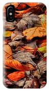 Fallen Colors IPhone Case