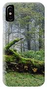 Fallen Stump IPhone Case
