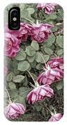 Fallin' Roses IPhone Case