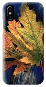 Falling For Colour IPhone Case