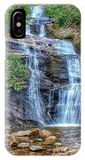 Falling From Mount Mitchell IPhone Case
