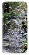 Falling Water IPhone Case