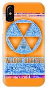 Fallout Shelter Wall 7 IPhone Case