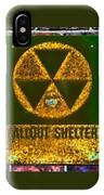 Fallout Shelter Wall 9 IPhone Case