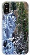 Falls Freezing IPhone Case