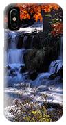 Falls In The Fall IPhone Case