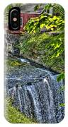Falls.. IPhone Case