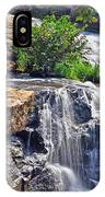 Falls Of Reedy River IPhone Case