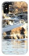 Falls Park Waterfalls IPhone Case