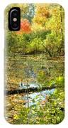 Fallscape  IPhone Case