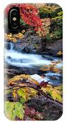 Falltime In Algonquin IPhone Case